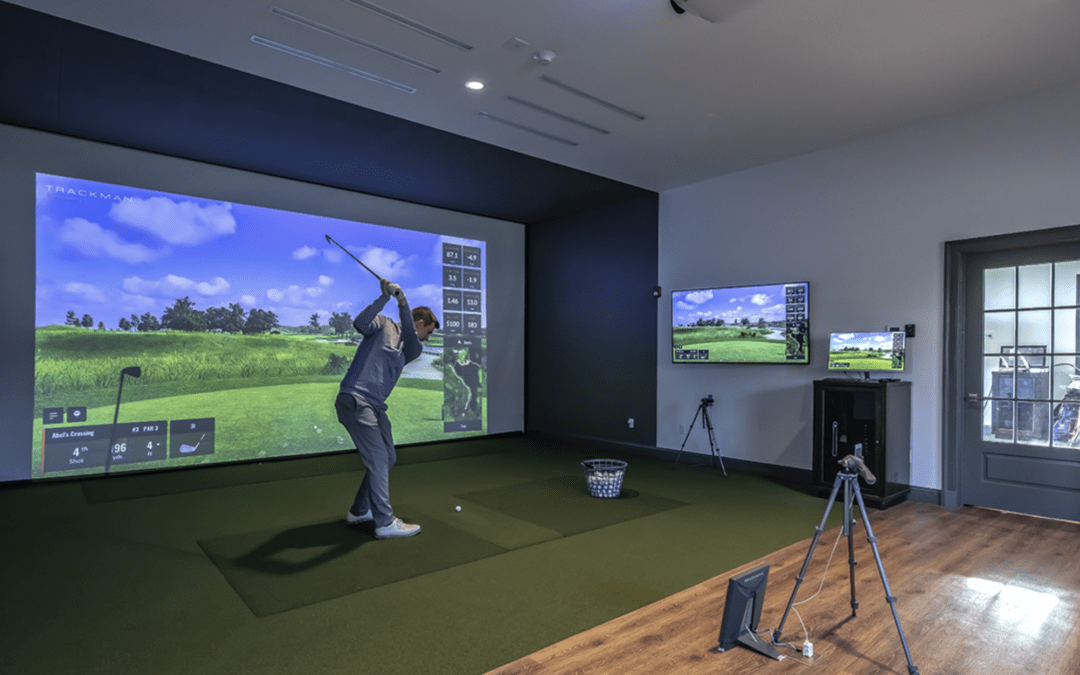 Simulator Rooms, Increasingly Popular at Clubs, Require Well-Planned Programming